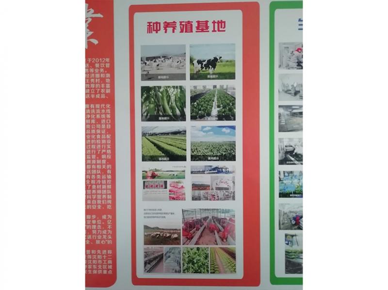 养殖基地组合图